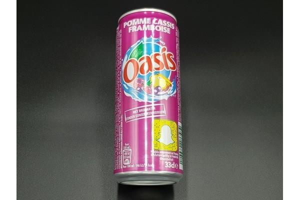 Oasis pomme cassis et framboise chez votre traiteur (Rouen)