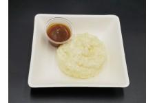 Riz au lait et caramel beurre salé