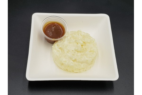 Riz au lait et caramel beurre salé chez votre traiteur Comptoir d'Ernest (Rouen)