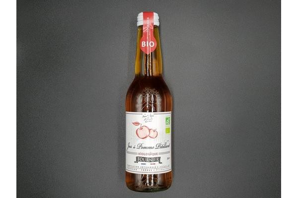 Jus de Pomme pétillant Bio chez votre traiteur Comptoir d'Ernest (Rouen)