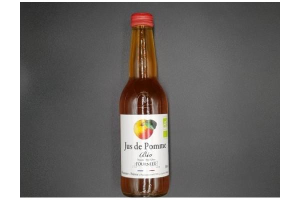Jus de Pomme Bio chez votre traiteur Comptoir d'Ernest (Rouen)