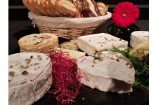 Plateau de fromages Normand tarif par personne chez votre traiteur Comptoir d'Ernest (Rouen)