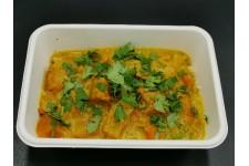 Curry de courge et patate douce (vegan) chez votre traiteur Comptoir d'Ernest (Rouen)